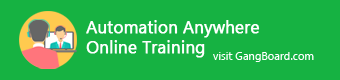 Automation Anywhere Online Training