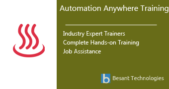 Automation Anywhere Training in Bangalore