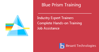 Blue Prism Training in Bangalore