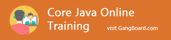 Core Java Online Training in Bangalore