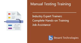 Manual Testing Training in Chennai