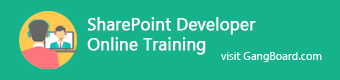 Sharepoint Online Training
