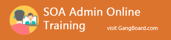 SOA Admin Online Training